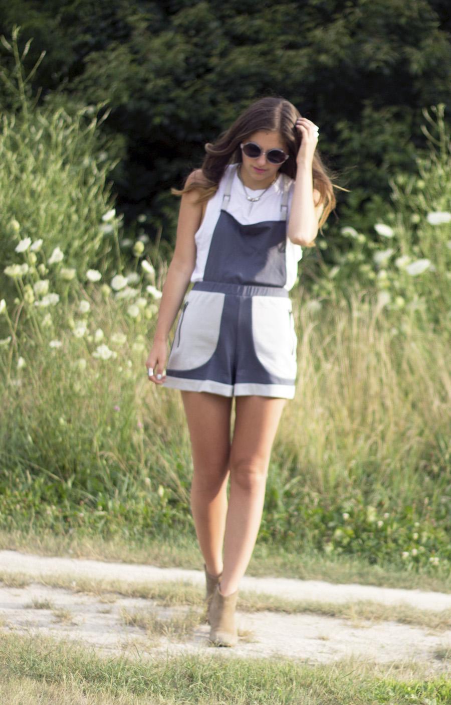 overalls shorts shortalls