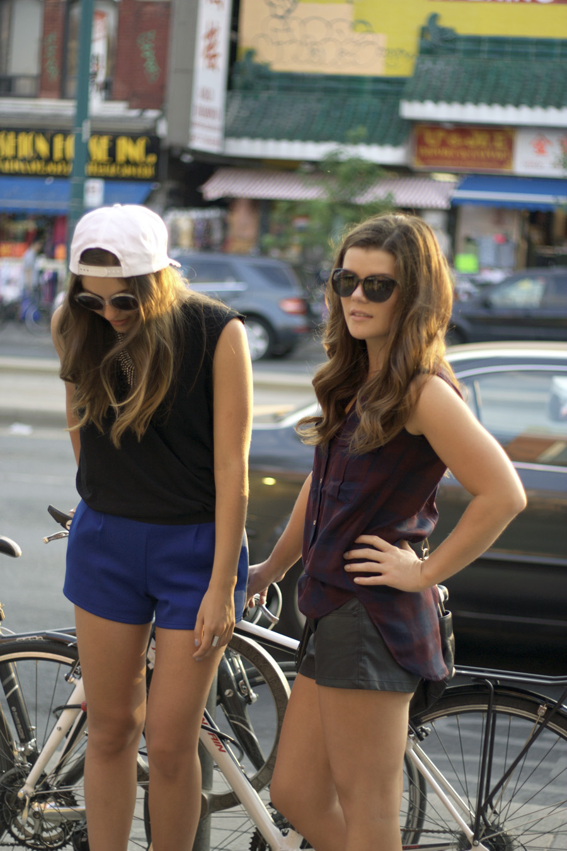 bikes girls style