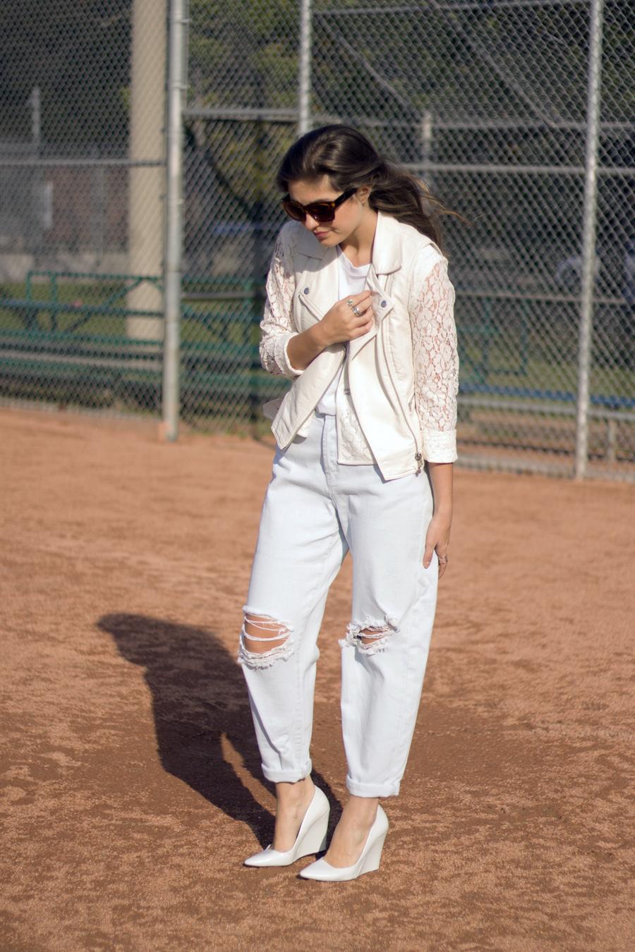 topshop jeans zara heels boyfriend white wedge