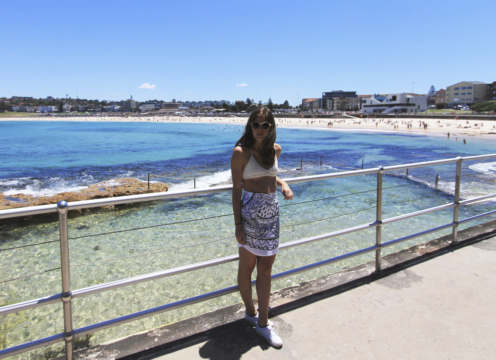 white vans lottie hall skirt she made me crochet bikini print outfit style bondi beach.jpg