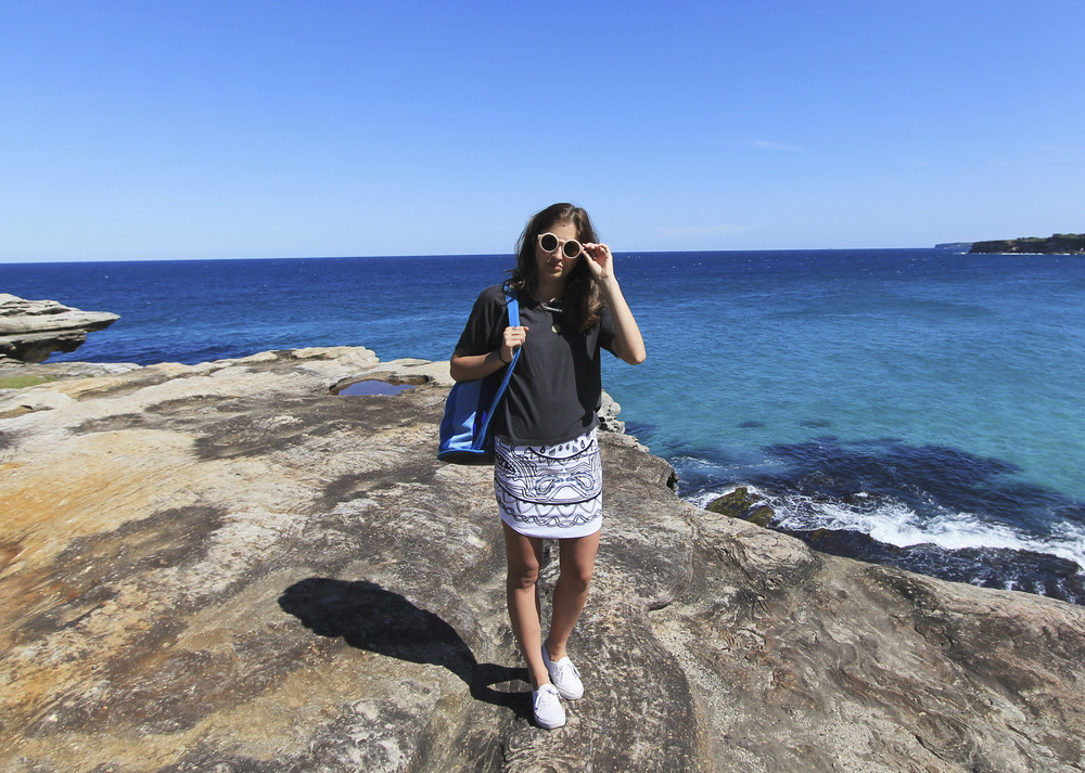 tshirt skirt vans travel bondi beach sydney style coastal walk.jpg