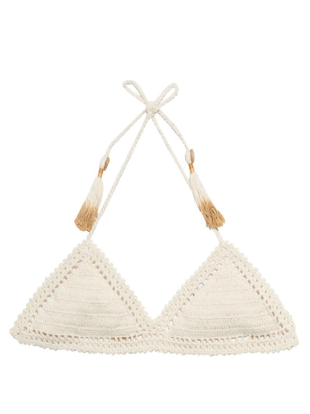 she made me essential 70s halterneck crochet bikini top cream.jpg