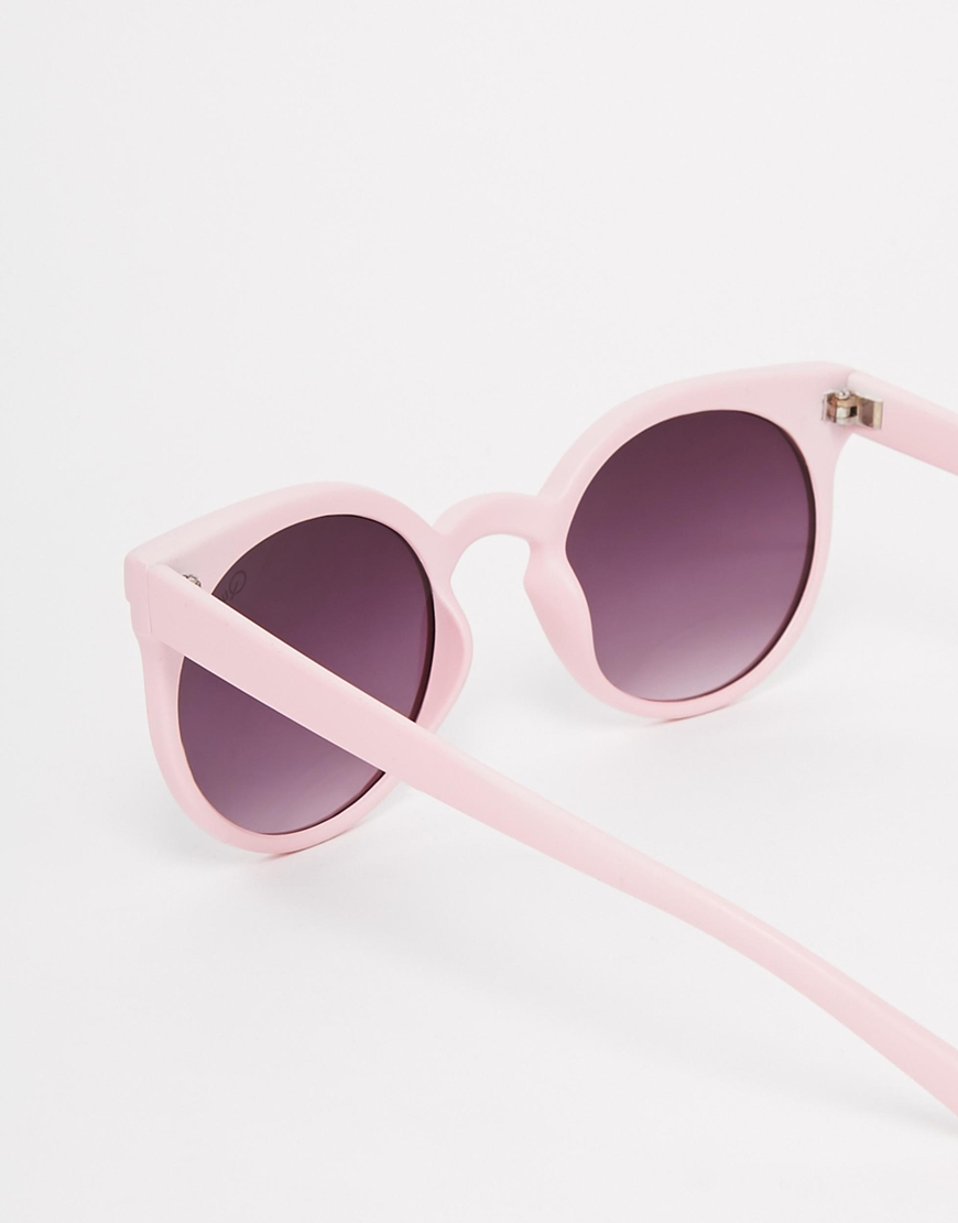quay kosha round sunglasses pink asos.jpg