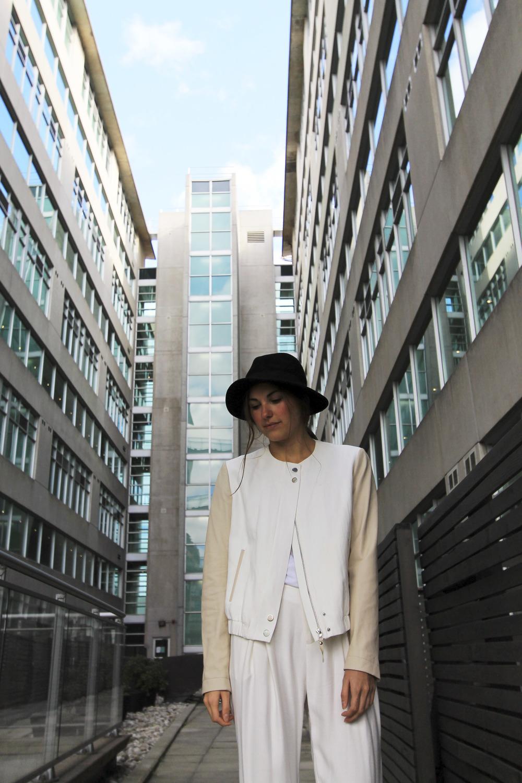 h&m hat white tan bomber trousers.jpg