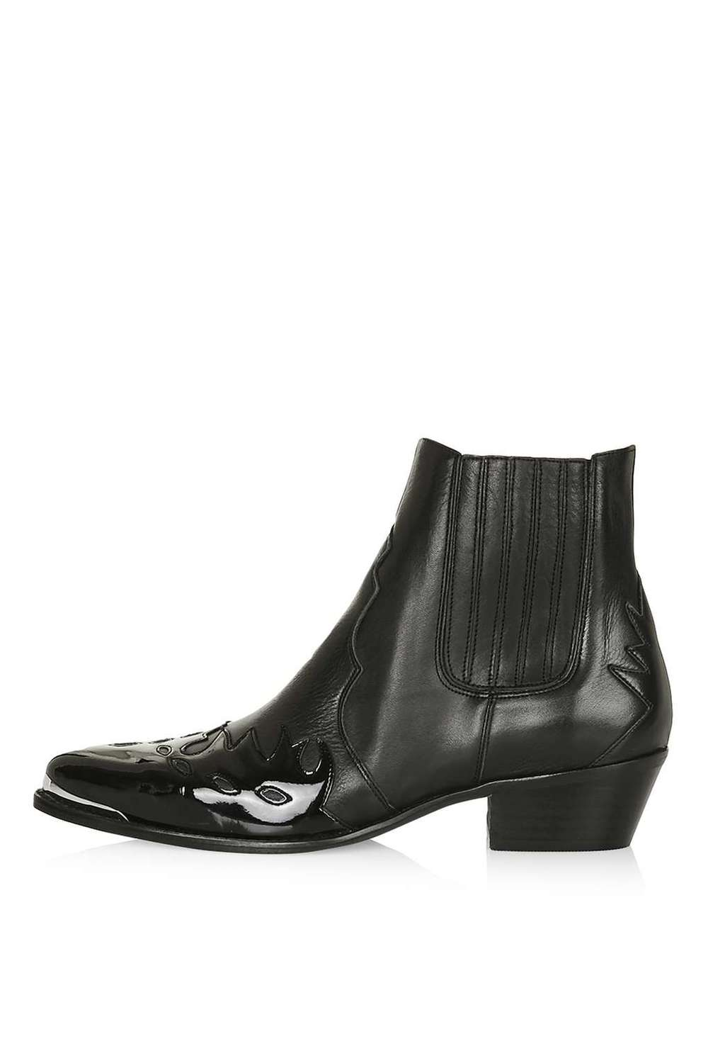 ARSON Western Ankle Boots topshop.jpg