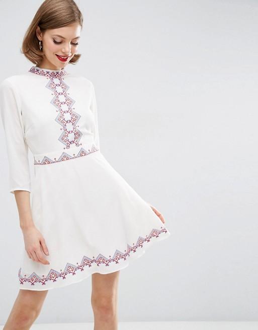 asos pretty embroidered folk skater dress.jpg