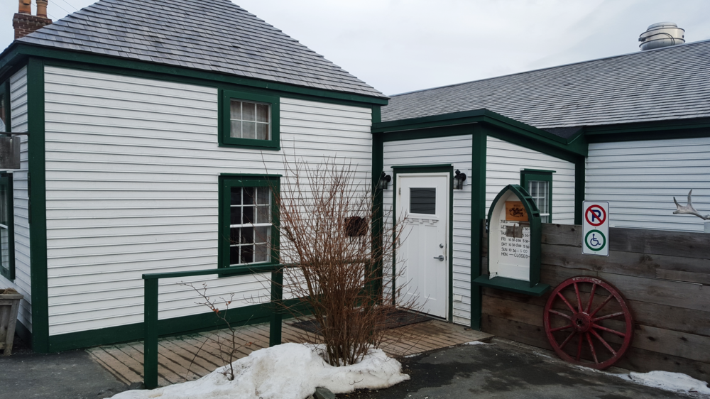 An 18th Century Irish-Newfoundland vernacular style cottage, Mallard Cottage is recognized as a National Historic Site of Canada, as being one of the oldest wooden buildings in North America.
