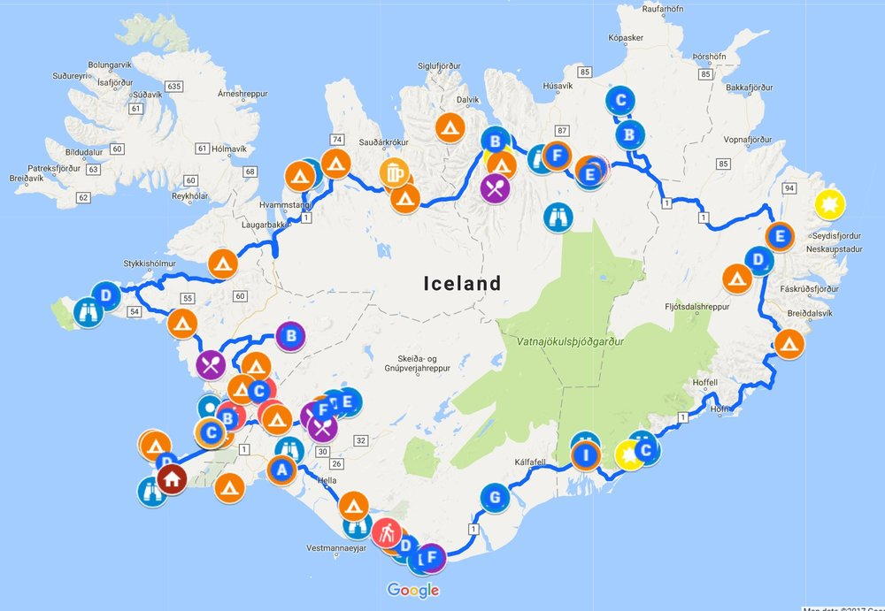How I Plan Travel Wanderlynds - Where have you been travel map