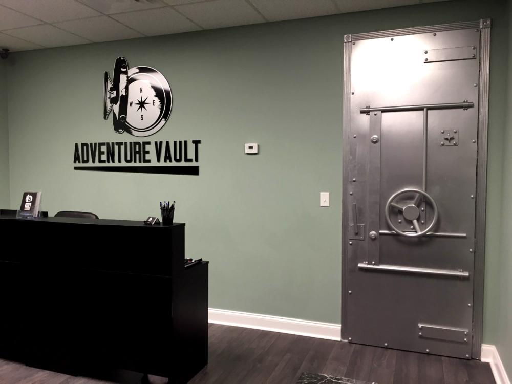 Adventure Vault Lobby