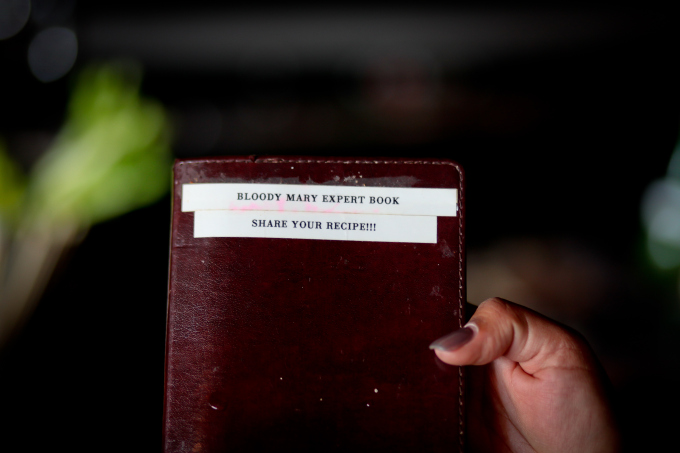 Bloody Mary Bible