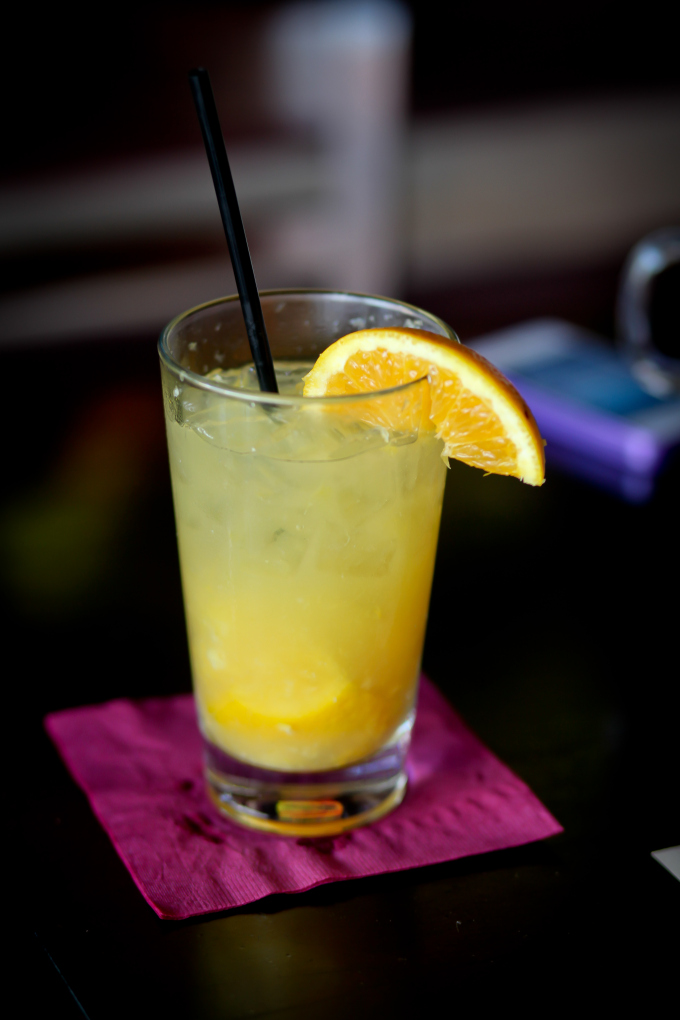 Orange Crush Cocktail