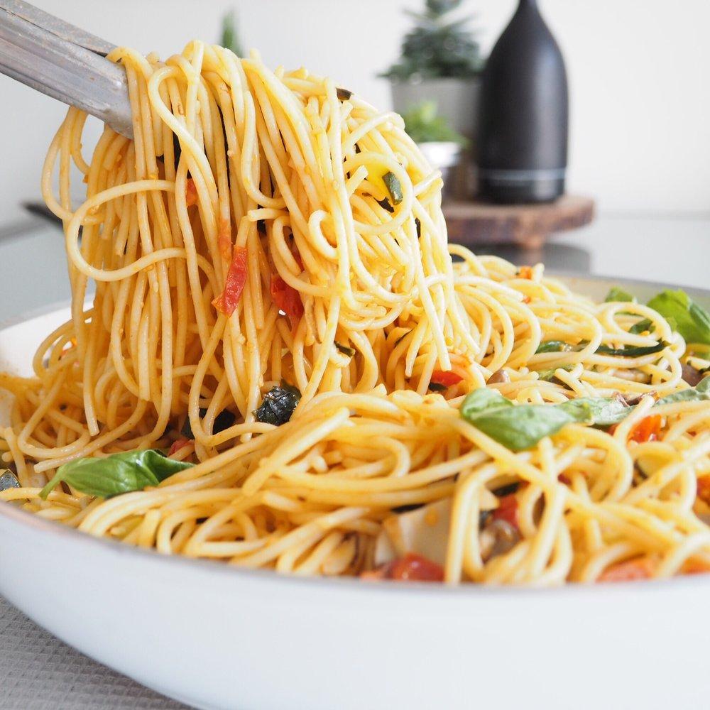 Zucchini Mushroom Tomato Pasta(1).JPG