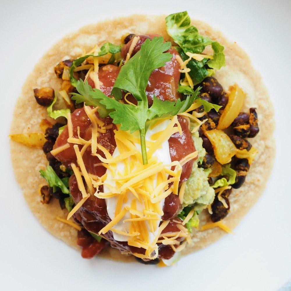 Black Bean Taco (Vegan)(1).JPG