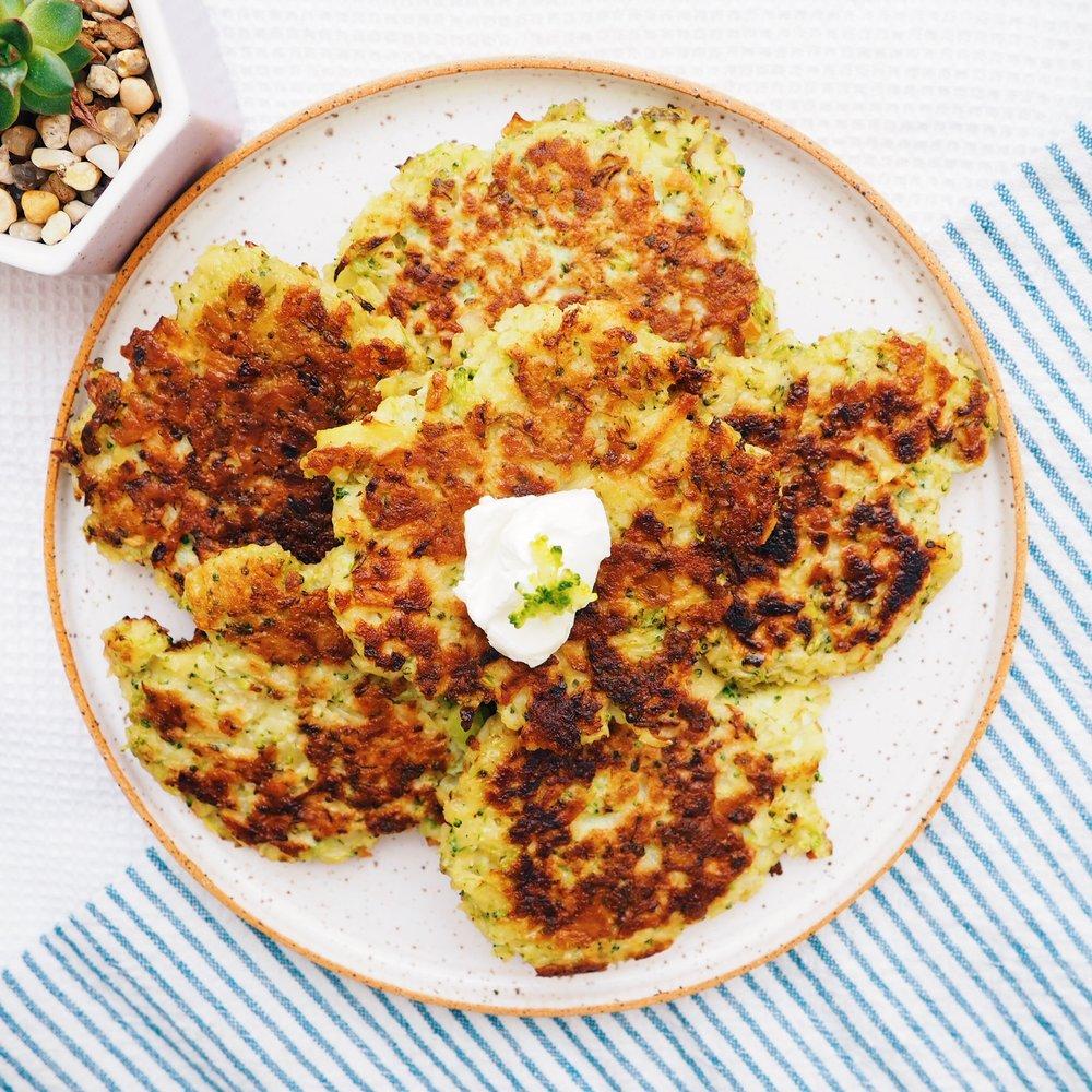 Broccoli Potato Latkes.JPG