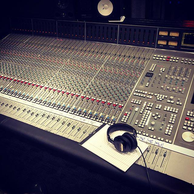 Today's studio