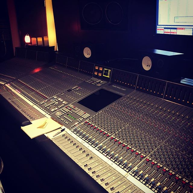Studio of the day! Chalice St. A