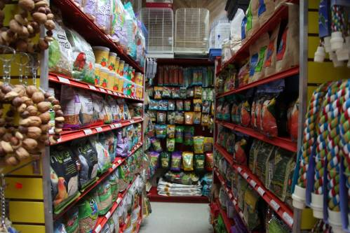 Pet Store Aisle | Pet Supplies Nassau County