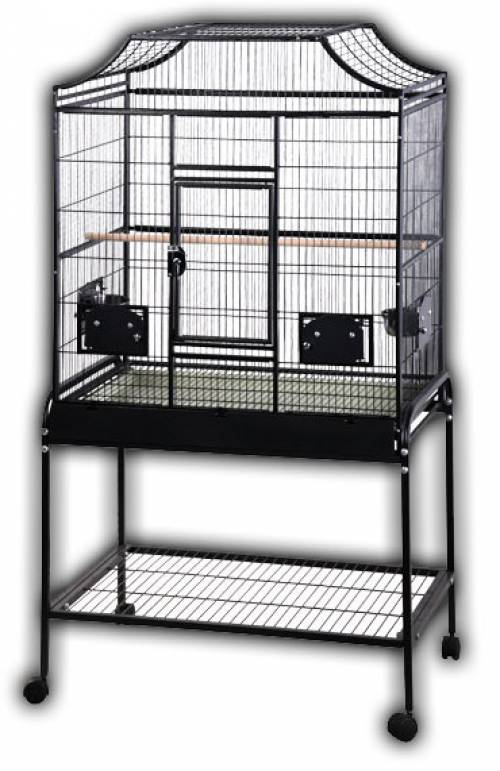 Bird Cage With Shelf on Bottom | Bird Cages for Sale Nassau County