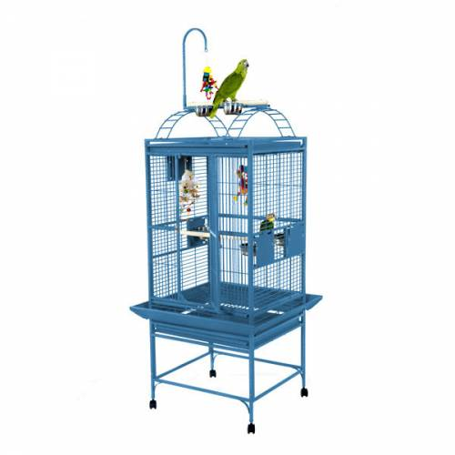 Tall Bird Cage With Perches on Top | Bird Cages for Sale Mineola