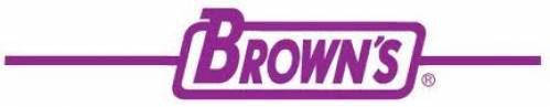 Brown's Logo | Pet Food | Pet Food Mineola