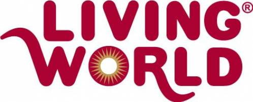 Living World Pet Food Logo | Buy Pet Food Nassau County