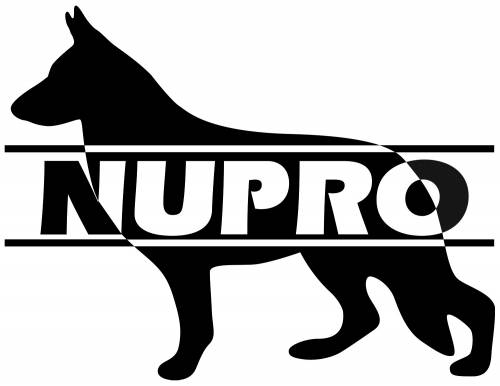 Nupro Logo | Natural Dog Supplements | Dog Supplements Mineola
