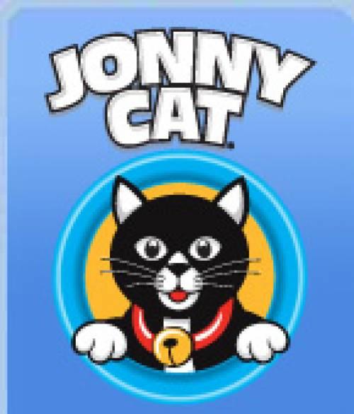 Johnny Cat Logo | Cat Supplies Queens