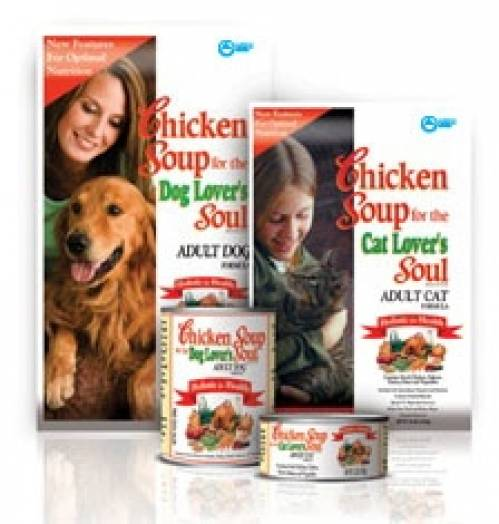Chicken Soup for the Dog Lover's Soul | Chicken Soup for the Cat Lover's Soul | Pet Supplies