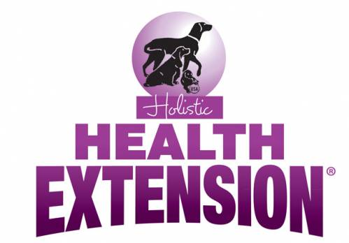 Health Extension Logo | Holistic Dog Food Brooklyn | Holistic Cat Food Queens