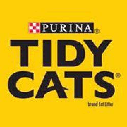 Purina Tidy Cats Logo | Cat Supplies Suffolk County