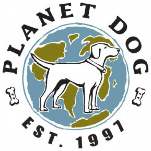 PLanet Dog Logo | Dog Supplies | Dog Food Queens
