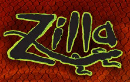 Zilla Logo | Reptile Supplies For Sale