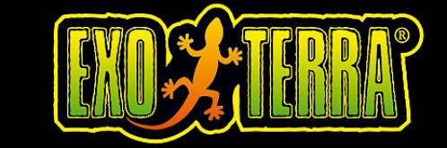 Exo Terra Logo | Reptile Aquarium Supplies