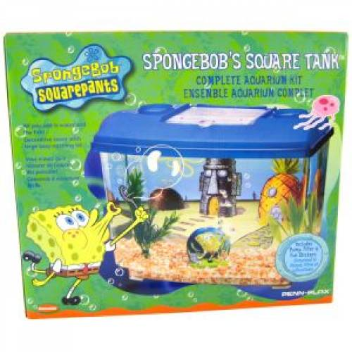 Spongebob Squarepants Tank | Fish Tanks Mineola
