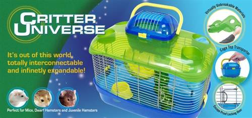 Critter Universe Cage | Pet Cages Nassau County