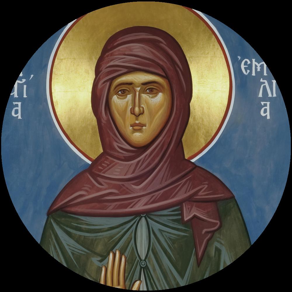 Saint Emilia
