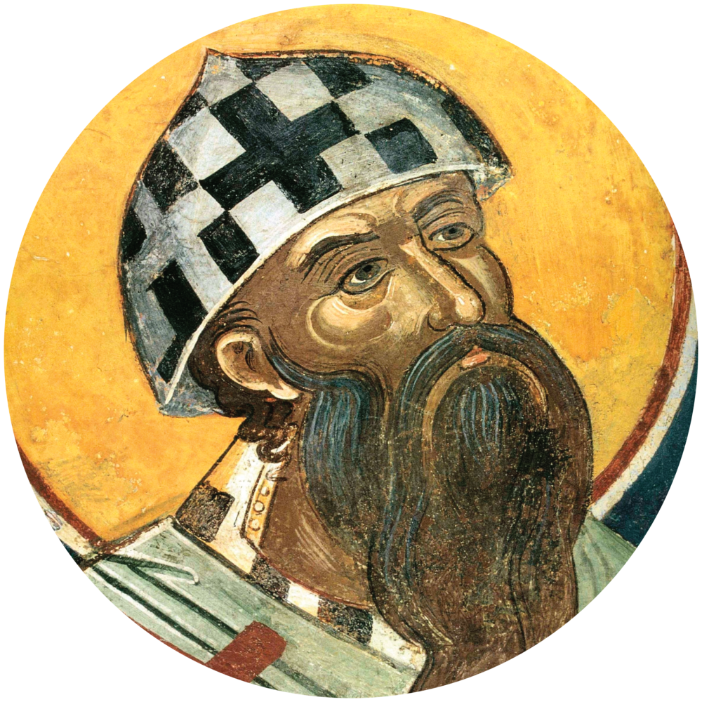 Saint Cyril of Alexandria