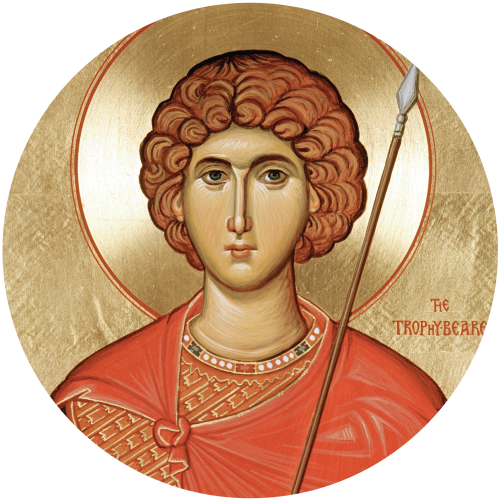 Saint George the Trophy-Bearer