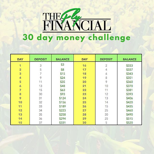 Yesterday, we completed our SUMMER SAVINGS CHALLENGE! Let us know how you did! Will you be participating in the next one? 💚 #tffsummersavings #30daysavingschallenge