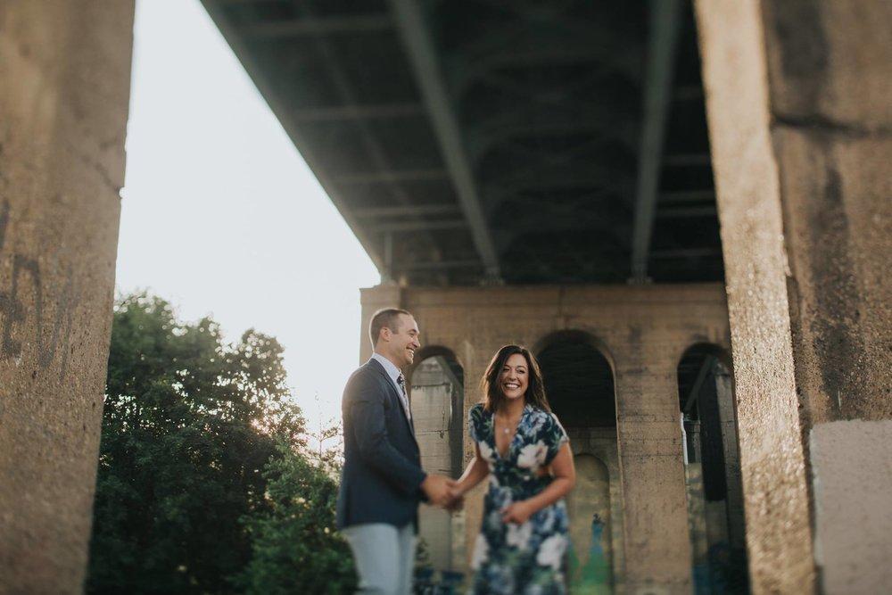 UNDER THE BRIDGE  Alexa Marquis - Pittsburgh, Pennsylvania  www.oakwoodphotovideo.com