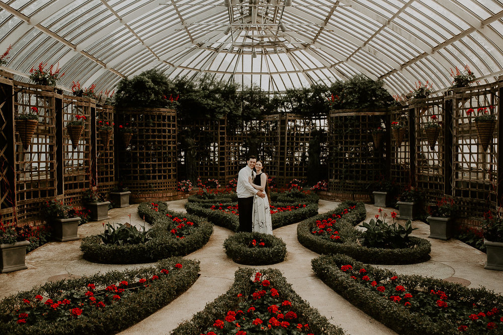 phipps conservatory - pittsburgh pa - engagement photographer-2813.jpg