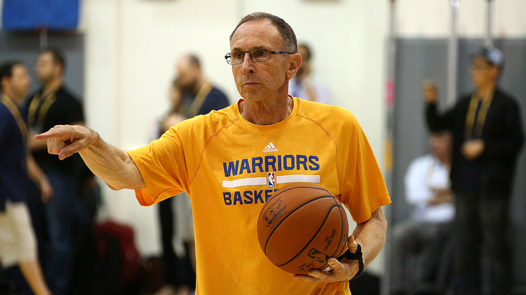 The Golden State Warriors' 70-Year-Old Truth-Teller - NY Times