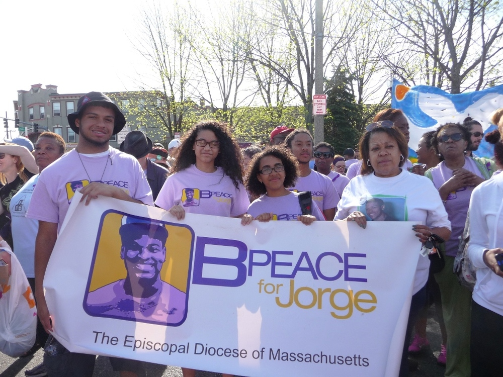Mother's Day Walk for Peace 2016
