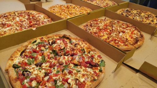 All My Friends Myself Included Casted Our Vote After The Pizza Party To See Which Came Out On Top As Favourite We Tallied Votes Up At