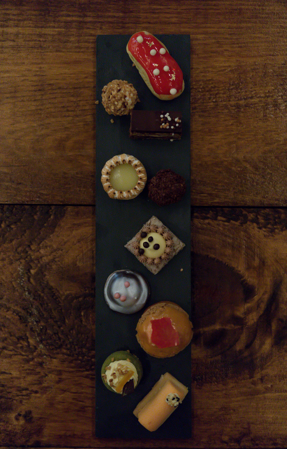 Various Mignardises   by Bertrand Alepee of The Tempered Room