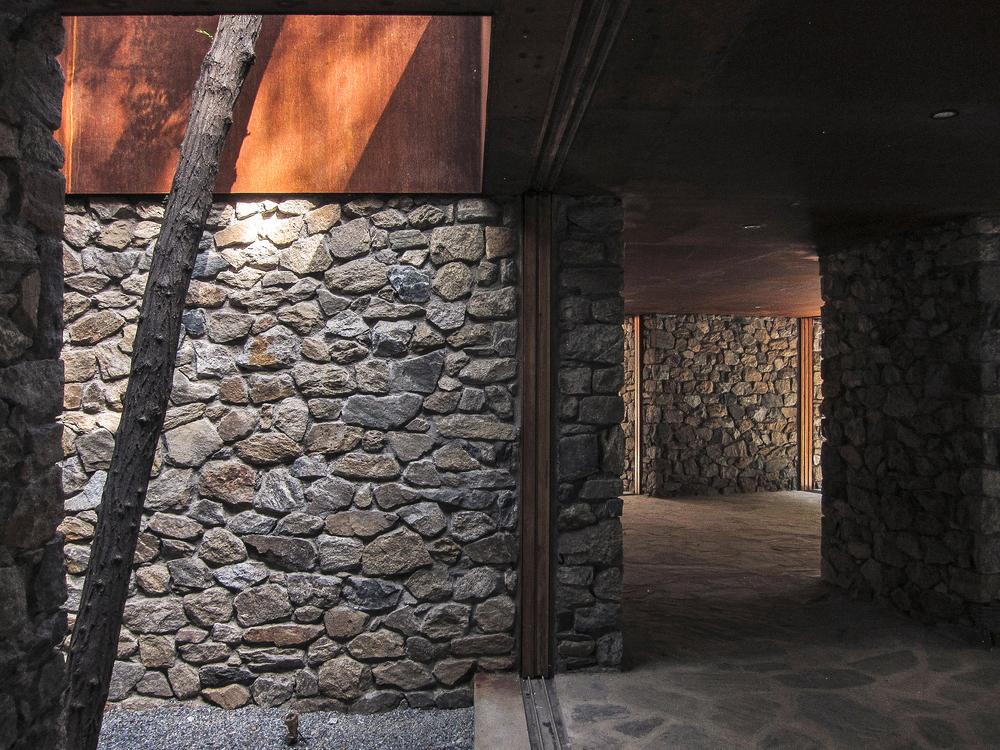 岩景茶室 RocknaveTeahouse