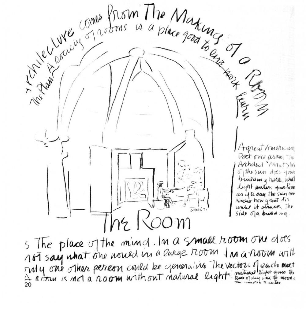 圖4 路易·康:房間