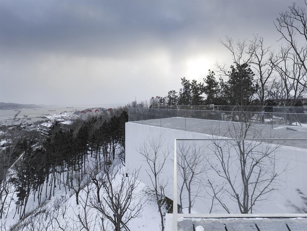 半山林取景器 Viewing Pavilion on Hill