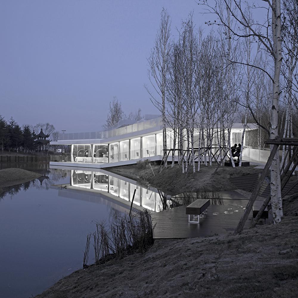 水边会所 Riverside Clubhouse