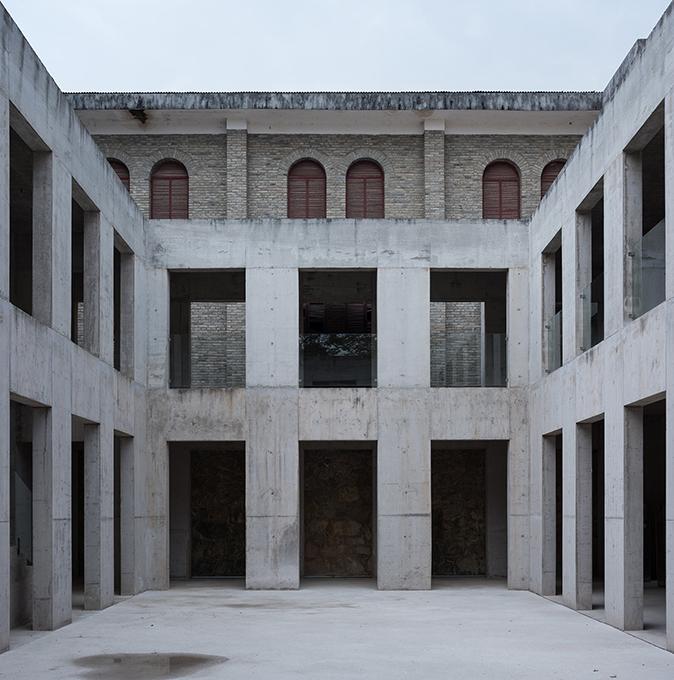下沉庭院©陈颢 Sunken courtyard©Chen Hao.jpg